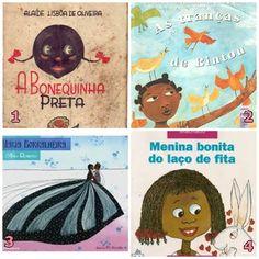 Lista de livros infantis com personagens negras - em português.