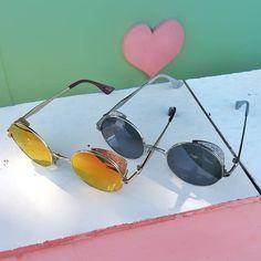 070f56471 Outro vício chamado #OculosDeSol 😎 Edição limitada @swarovski +  @chillibeansoficial da coleção #