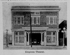 Empress Theater, Owensboro, Kentucky -1913