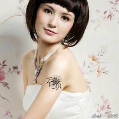 -Moda-stickers-autoadesivi-del-tatuaggio-impermeabile-commercio-ragno-insetto-simulazione-autoadesivi-del-tatuaggio-del-tatuaggio.jpg (395×395)