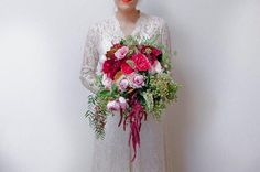 Mariana Hardwick Real Bride wearing Ethereal lace overlay.