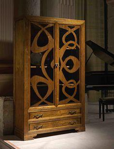 Vitrina Vintage New Age - Cabinet Vintage  New Age