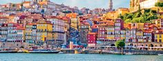 Sail from Porto, Portugal through the beautiful and dramatic landscape of the Douro Valley and on to Salamanca, Spain aboard the Queen Isabel.