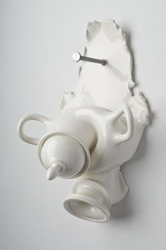 Ceramics sculpture
