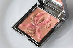 From The Make Up and Beauty Blog- Sisley Paris L'Orchidee Highlighting Blush- so Beautiful!