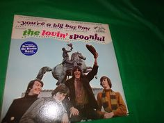 The Lovin' Spoonful You're a Big Boy Now Soundtrack Record find me at www.dandeepop.com