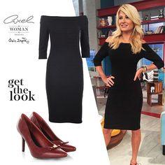 Φαίη Σκορδά: Διάλεξε το αγαπημένο little black dress των fashionistas