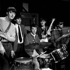 "The Animals - ""How You've Changed"" - From the album 'Animal Tracks' Rock N Roll Music, Rock And Roll, Gerry And The Pacemakers, Eric Burdon, Animal Tracks, 60s Music, Rock Groups, British Invasion, Rhythm And Blues"