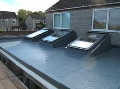 Did you know...You can install VELUX roof windows on a flat roof? Via Holland and Green Architecture