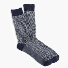 Shop the Zigzag Socks at JCrew.com and see the entire selection of Men's Socks.