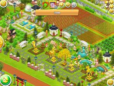 Hayday Farm Design, Hay Day, Farms, Layouts, Gaming, Homesteads