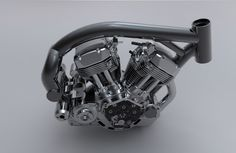 Image result for rotax motorcycle v twin engine