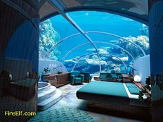 Noapte Buna !! The Poseidon Underwater Resort, Fiji