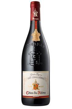 Bonpas Grande Réserve des Challières Côtes du Rhône Reserve, Rhone, Beignets, Churros, Pop Tarts, Champagne, Bottle, Document Camera, Red Wine