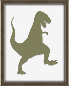 Dinosaur in avocado green.  This print is from Quotes for Kids -  Quotes for Kids is a set of twelve matching 8X10, ready to frame and hang wall art prints for children. Perfect for a boy's or girl's bedroom. Colors: teal, coral, avocado, beige, and brown. Click the picture for more info. Framed Wall Art, Wall Art Prints, Teal Coral, Quotes For Kids, Bedroom Colors, Girls Bedroom, Art For Kids, Boy Or Girl, Dinosaur Stuffed Animal