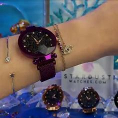 💎Exclusively made for Stardust Watches™💎 ✨The most unique, beautiful and affordable watch✨ off until stock runs out - Limited Edition🔥 Best Skeleton Watches, Most Beautiful Watches, How To Treat Eczema, Affordable Watches, Girl Swag, Cool Gifts, Cool Watches, Bracelet Watch, Jewelery