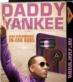 daddy yankee headphones - B