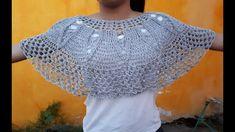 blusa a crochet / Ganchillo / paso a paso /Blouses for summer - parte #1