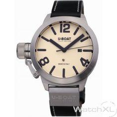 U-Boat 5565 Classico AS watch 45 mm