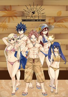 Fairy Tail Cafe