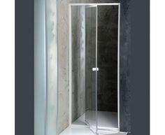AQUALINE - AMICO sprchové dveře výklopné 740-820x1850 mm, čiré sklo (G70)