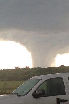 Granbury Texas tornado EF-4! May 15, 2013