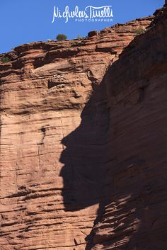 The shadow of a human face appeared on one of the rock formations of the Talampaya National Park during our tour.  La Rioja province, Argentina.   #shadow #human #figure #face #rock #Talampaya #nationalpark #Unesco #Argentina #SouthAmerica #nature #geology #travel #tourism #LaRioja