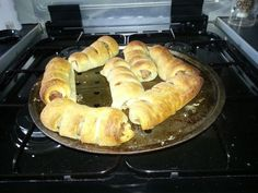 Sausage rolls Sausage Rolls, Bagel, Bread, Food, Meal, Essen, Hoods, Breads, Meals