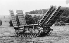 Churchill Ark Mk II bridging vehicle (UK pattern)