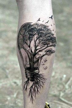Tatoo - Tatoo - # tatoo # tatoo - Tatoo – Tatoo – gambe Best Picture For diy clothes Fo - Forarm Tattoos, Body Art Tattoos, Tatoos, Couple Tattoos, Tattoos For Guys, Tree Tattoo Men, Tree Bird Tattoo, Bird Tattoo Men, Maple Tree Tattoos