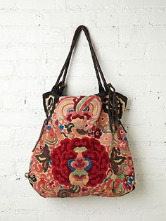 JP & Mattie Coastal Tote at Free People Clothing Boutique