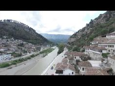 Berat, Albania - Drone View - YouTube