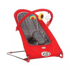 The Little Tikes Sit & Play Bouncer is a lightweight bouncer for babies with music, nature sounds, and vibrating features.