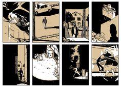 Cameron Stewart's Eisner-winning webcomic, Sin Titulo!