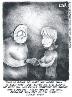Chopping Block comic strip