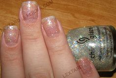 "China Glaze - Let It Snow Collection (Holiday 2011): ""Polar Ice"" 