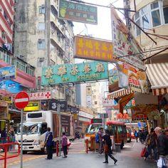 Photograph by nashasidhu.  Hong Kong