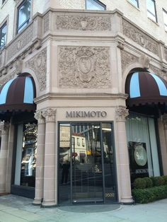 Mikimoto The Beverly Wilshire    Four Seasons Hotel    9500 Wilshire Boulevard at Rodeo Drive  Beverly Hills, CA 90212        310.205.8787