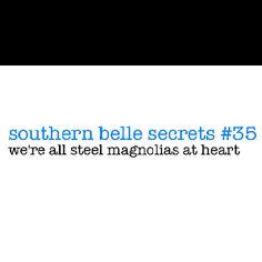 I love Steel Magnolias