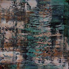 abstract N° 1100 [Eystri Jökulsá], Koen Lybaert