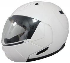 AFX FX-140 Modular Helmet - Pearl White