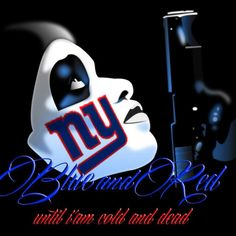 "2015 ""DO SOME DAMAGE WILL BE DONE""! #NYGIANTS #BigBlueWreckingCrew New York Giants Football, My Giants, Steelers Football, Football Memes, Football And Basketball, Sports Memes, Ny Yankees, Empire State Of Mind, Go Big Blue"