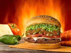 Five Alarm Burger