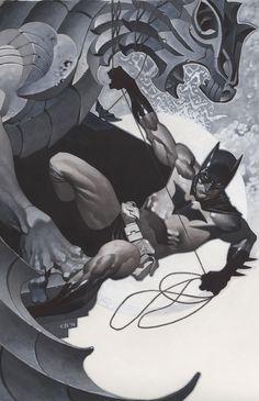 Batman-Chris Stevens