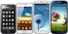 Linha Galaxy S