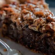 German Chocolate Pecan Pie http://www.yummly.com/recipe/German-Chocolate-Pecan-Pie-Allrecipes