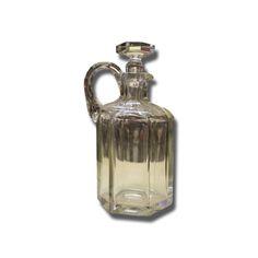botella antigua de vino de jerez Objetos con encanto antiguos y nuevos
