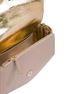Shop Jimmy Choo Arrow crossbody bag.