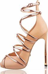 Dukas Twist Sandal Nude 7.DTS