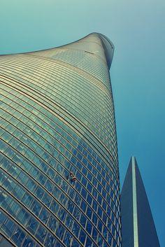 SHANGHAI | Shanghai Tower / 上海中心大厦 | 2,073 FT / 632 M | 128 FLOORS - Page 117 - SkyscraperPage Forum